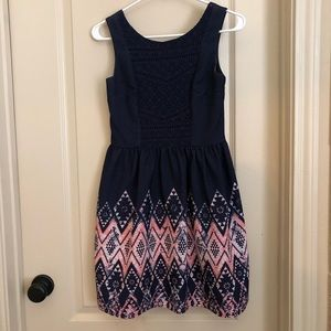 Xhilaration Fit and Flare Dress (Xs)